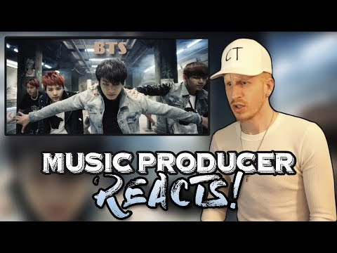 Music Producer Reacts to BTS - Danger