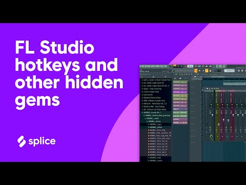 FL Studio 20 Hotkeys & OTHER SECRETS nobody told you about
