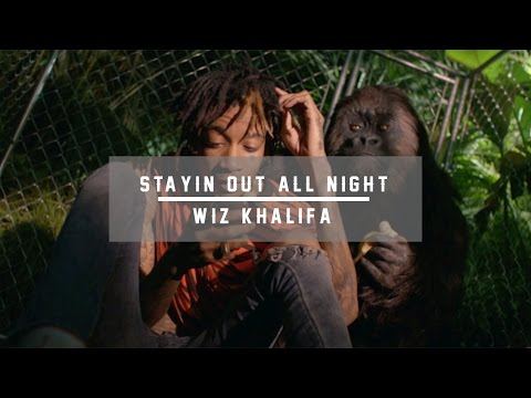 Wiz Khalifa - Stayin Out All Night (official audio)