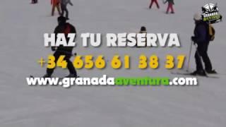 Granada Aventura presenta sus nuevos vídeos de la Temporada 2016/2017