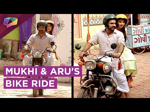 Mukhi And Aru Go On A Bike Ride | Moh Moh Ke Dhaag
