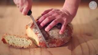 Przepis na najprostszy chleb na drożdżach