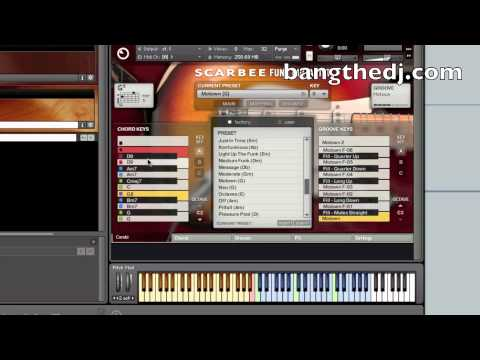 Native Instruments Scarbee Funk Guitarist – First Look