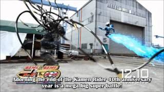 Nonton Kamen Rider    Kamen Rider Fourze   Ooo  Movie Wars Megamax Promo 4  Hd  Film Subtitle Indonesia Streaming Movie Download