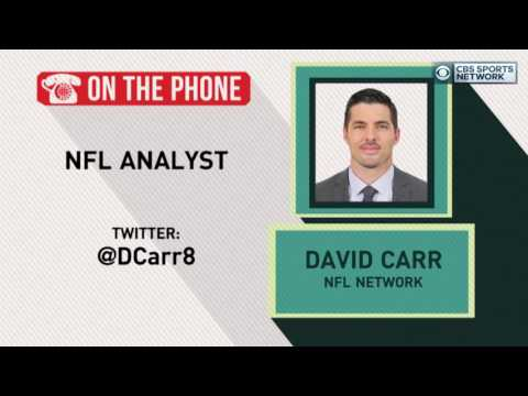 Video: David Carr talks Ravens and Cowboys