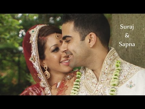 Savill Court Hotel Wedding | Indian Wedding Video |  Bloomsbury Films ®