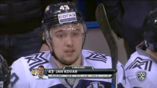 Daily KHL Update - February 24th, 2017 (English)