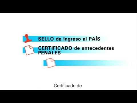 Radicación temporaria por criterio de nacionalidad en Argentina - Video Tutorial