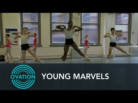 Young Marvels - Life as a Dancer