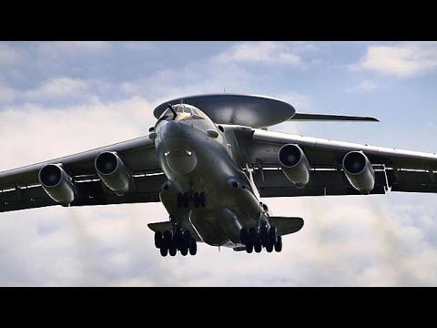 Russia Claims New Beriev A-100...