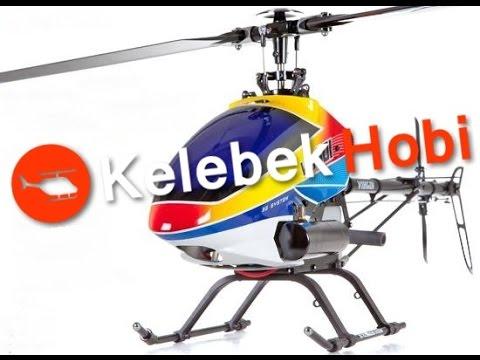 RC Helikopter   Büyük   Nitro Yakıtlı   Uçuşa Hazır   Outdoor Mod