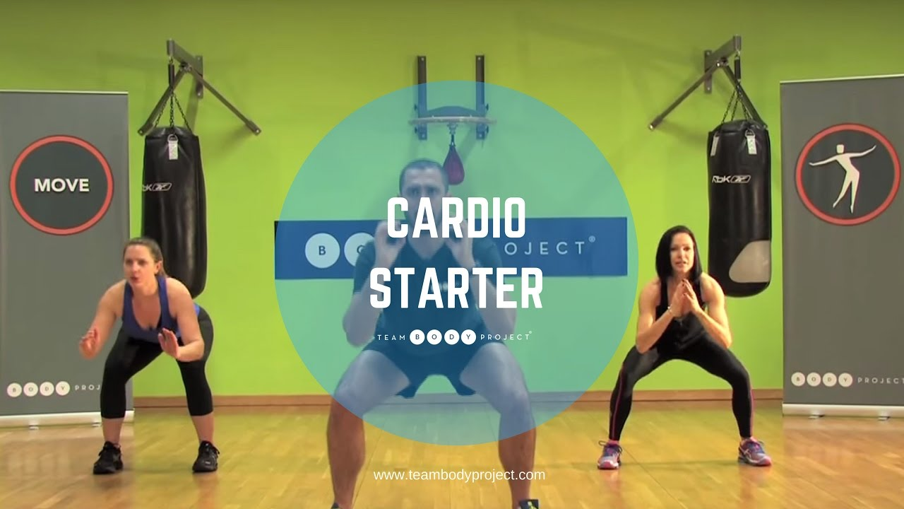 Low Impact 30 minute cardio workout- Beginner/intermediate
