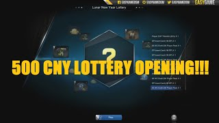FIFA Online 3 - OPENING 500 LUNAR NEW YEAR LOTTERY!!!!, fifa online 3, fo3, video fifa online 3