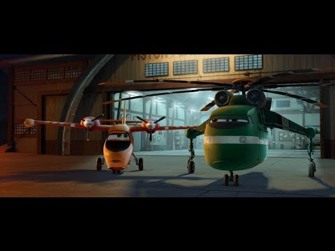 Planes: Fire & Rescue Clip 'Make It Count'