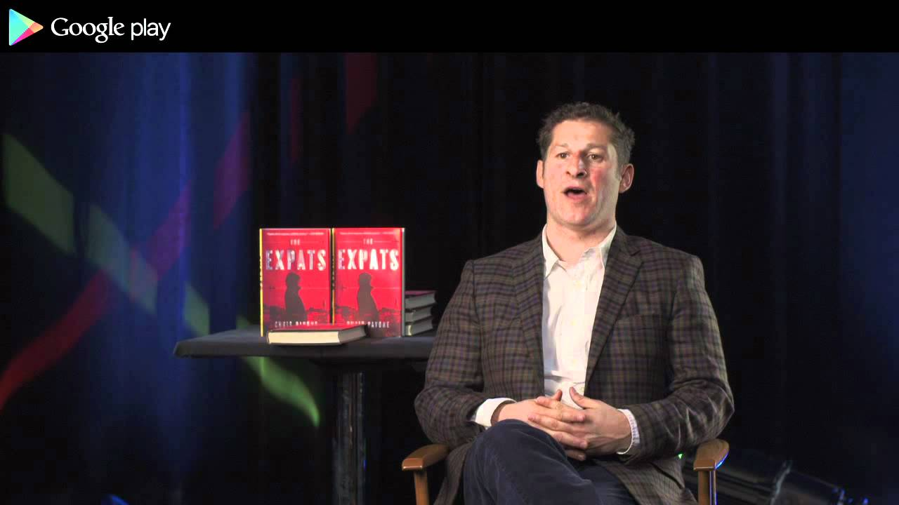 "Chris Pavone talks about his bestseller ""The Expats"""