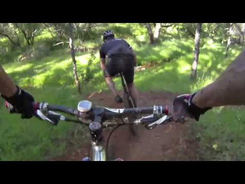 Coolest 24 hour gopro mountain bike race video