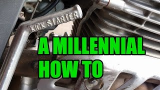 7. Kick Starting Cold, Hot or Flooded - A Millennial How To