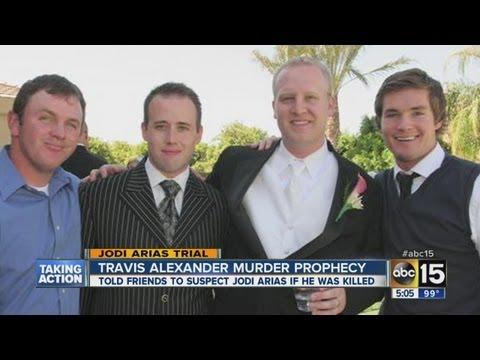 Travis Alexander murder prophecy