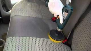 C & L Autodetailing - Ford Focus - seats