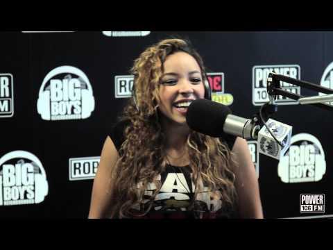 Tinashe Talks ScHoolboy Q, Tae Kwon Do + Being Bullied