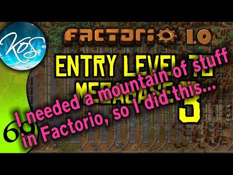Factorio 1.0 Entry Level to Megabase 3, Ep 69: MEGA SCIENCE TRAIN STATION - Guide, Tutorial