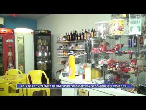 JATAÍ | Loja de conveniência é assaltada por criminosos armados