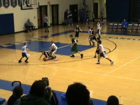 Triton Central vs. Franklin Central 5th Grade Basketball