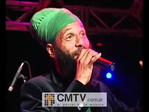 Fidel Nadal video International Love - CM Vivo 3/12/2008