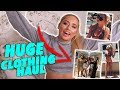 MY FAVOURITE *HUGE* END OF SUMMER CLOTHING HAUL!! 😍😍 ( Missguided, H&M, Primark et.. )