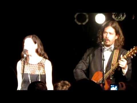 The Civil Wars - I've Got This Friend - The Bottleneck - Lawrence, KS - 4/22/2011