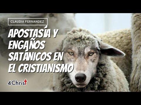 APOSTASIA Y ENGAÑOS SATANICOS EN EL CRISTIANISMO