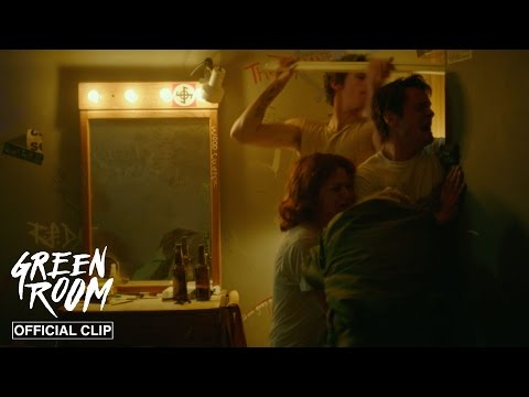 Green Room (Clip 'Loaded Gun')