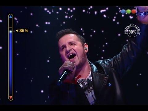 """Duelo: Matías Albertengo canta """"Living on a prayer"""" – Elegidos"""