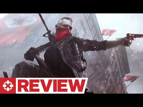обзор Homefront The Revolution