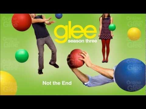 Tekst piosenki Glee Cast - Not The End po polsku