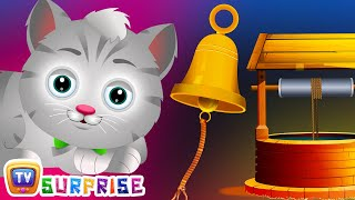 Ding Dong Bell Surprise Eggs Nursery Rhymes - Learn Colours & Objects with ChuChu TV Surprise Eggs Nursery Rhymes. Make your kids enjoy the surprise and learn Colours, Objects and their favorite Ding Dong Bell Nursery Rhyme