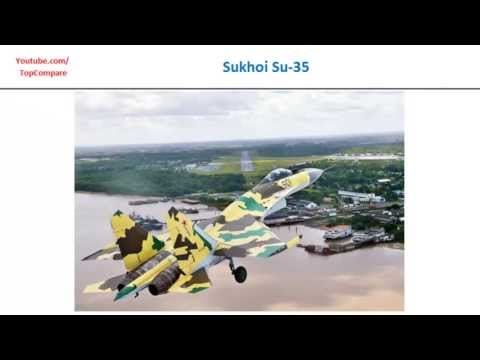 Sukhoi Su-35 & Eurofighter Typhoon,...