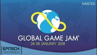 Global Game Jam à Epitech Nantes