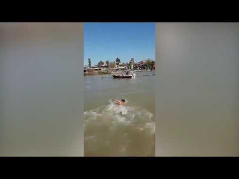Video - Ιράκ: Σχεδόν 100 οι νεκροί από το ναυάγιο φέρι στον ποταμό Τίγρη