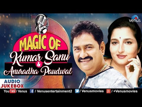 Download Magic Of Kumar Sanu & Anuradha Paudwal | 90's Evergreen Songs- Jukebox | Unforgettable Romantic Hits HD Mp4 3GP Video and MP3