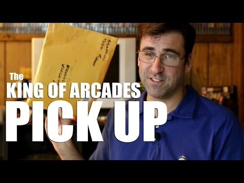 The king of arcades DVD unboxing and story