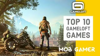 Video Top 10 Gameloft Games MP3, 3GP, MP4, WEBM, AVI, FLV Mei 2018