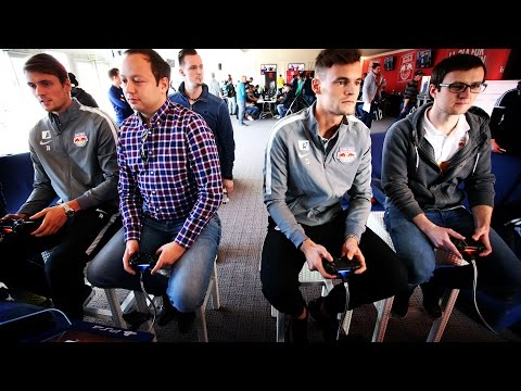 FIFA 17-Turnier in der Red Bull Arena