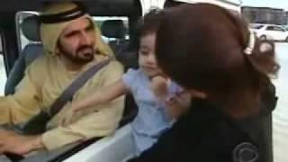 Best Of 60 Minutes With H.H M7amad Bin Rashed Al Maktoum On CBS