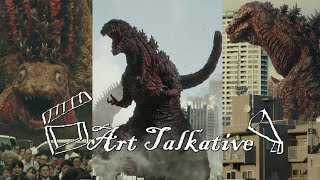 Nonton                            Shin Godzilla 2016                                                                 Art Talkative  Film Subtitle Indonesia Streaming Movie Download