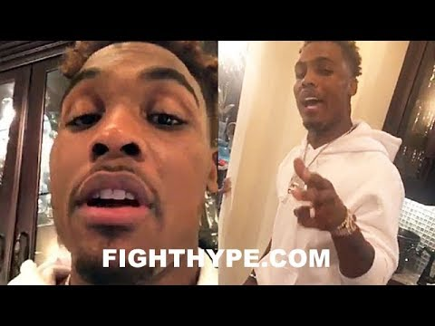 "(must See!) Jermall Charlo Shreds Adrien Broner & ""fat Tank"" Davis; Didn't Want To Be On Card"