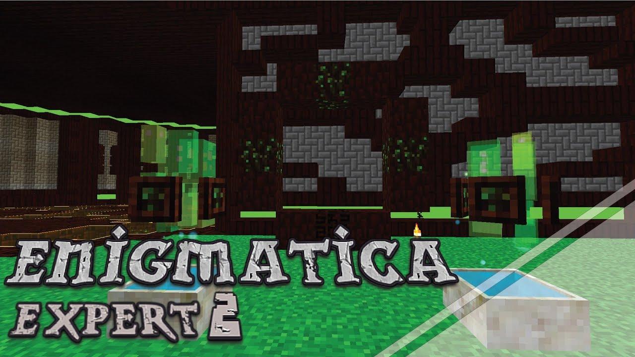 Enigmatica 2 Expert - 12 - WINNER WINNER, BOTANIA IS FOR DINNER!