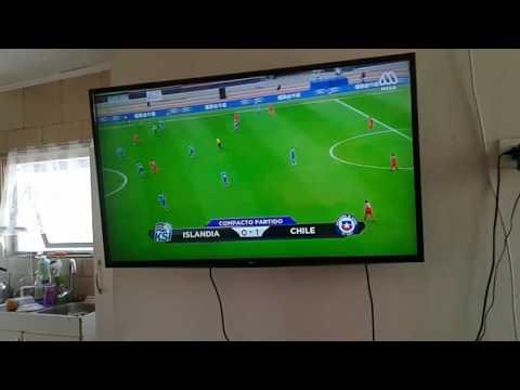 Compacto partido chile vs islandia china cup 2017 final