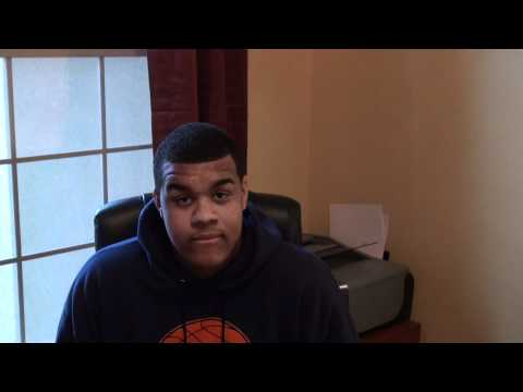 Arik Armstead Interview 2/18/2011 video.