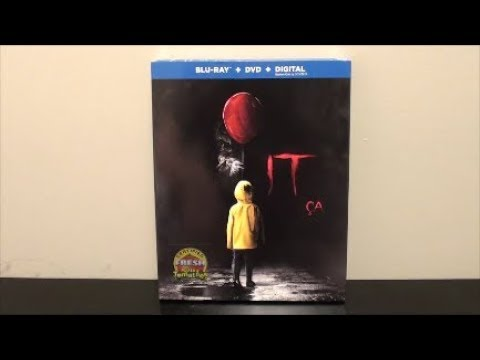 It (2017) Blu-Ray UNBOXING